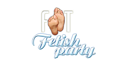 The Foot Fetish Party Logo